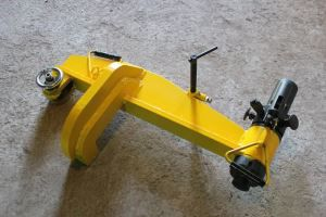 YZG-750 III Professional Design Hydraulic Rail Bending Device