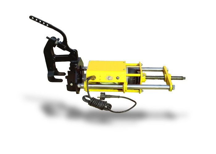 Electric Rail Drilling Machine Model: ZG-23