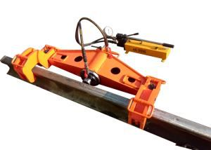 YZG-550 Hydraulic Double Hook Rail Bender